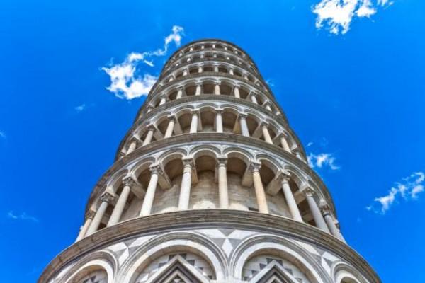 صور - حقائق مثيرة للدهشة عن برج بيزا المائل