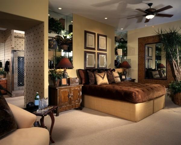 افضل مقاسات اثاث غرف النوم نورليك