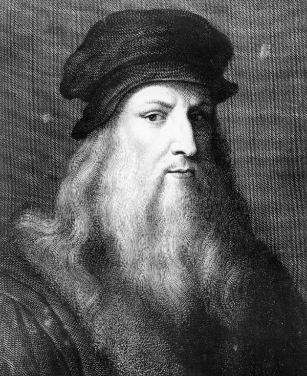 صور - من هو ليوناردو دافنشي ؟