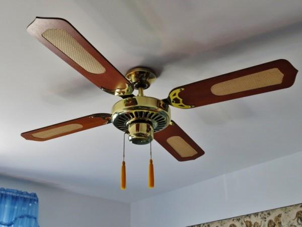 نصائح مهمة عن تنظيف مروحة السقف نورليك