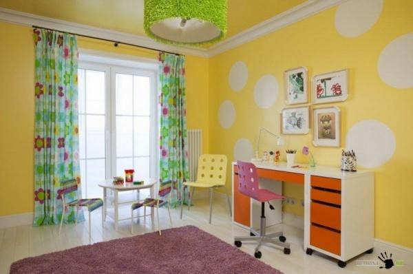 اجمل الوان غرف نوم الاطفال المودرن   نورليك