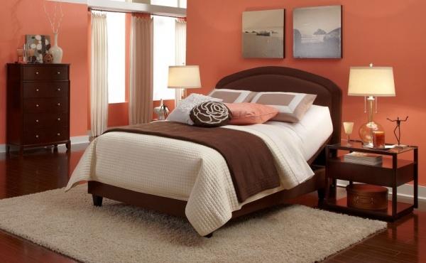 صور - اختارى الوان غرف النوم الجريئة والمثيرة
