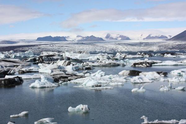 صور - 10 من اشهر الانهار الجليدية في العالم بالصور