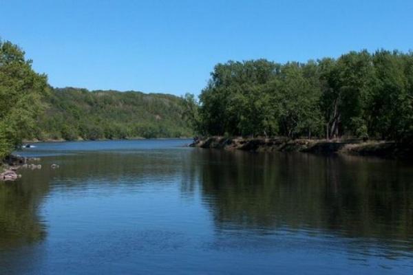 نهر ينيسي من اخطر انهار العالم
