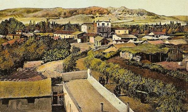 أريحا الفلسطينية من اقدم مدن العالم