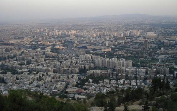 مدينة دمشق من اقدم مدن العالم