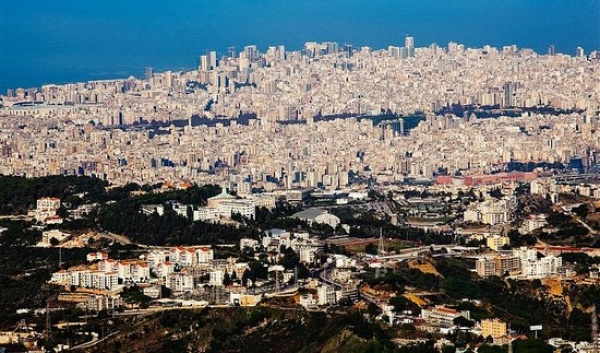 مدينة بيروت اللبنانية من اقدم مدن العالم
