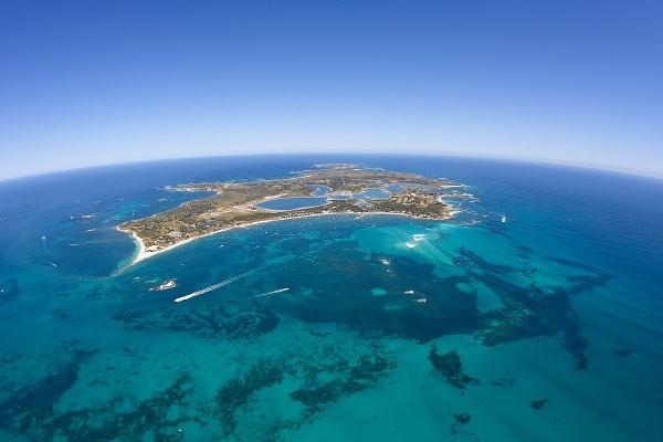 جزيرة روتنست من اجمل جزر استراليا
