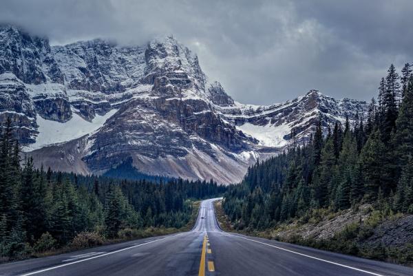 سلسلة جبال روكي
