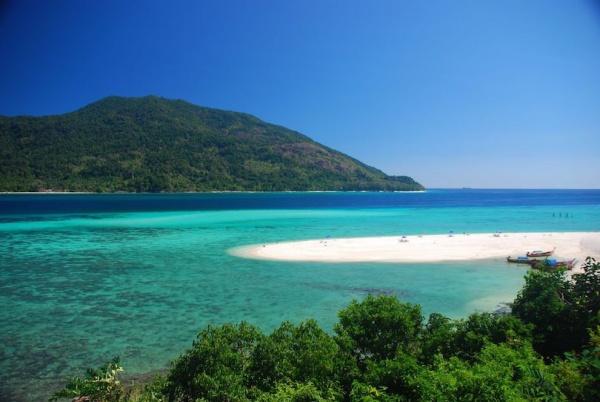 شاطىء الغروب من افضل شواطئ تايلاند