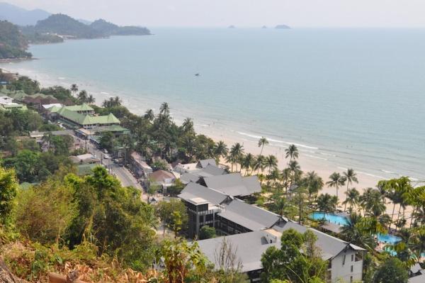 شاطىء الرمال البيضاء من افضل شواطئ تايلاند