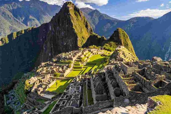 مدينة ميتشو بيتشو في بيرو