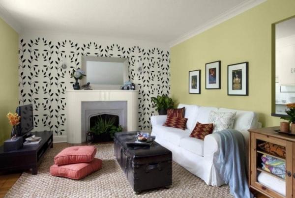 أحدث ألوان حوائط المنازل المودرن